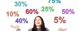 Byznys se slevami. Pro spotřebitele lákavá nabídka, ale jak jsou na tom obchodníci?